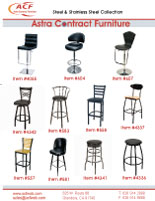 Steel and Stainless Chairs Catalog